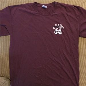 Mississippi State T-shirt size XL